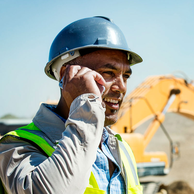 Hazard Control & Monitoring Software for Building & Construction