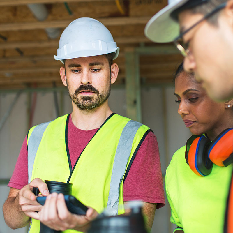 Hazard Control & Monitoring Software for Contractors & Workers